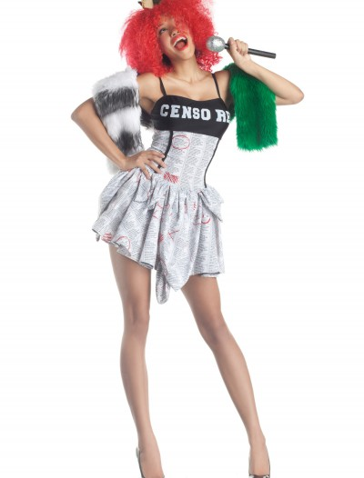 Censored Popstar Costume buy now