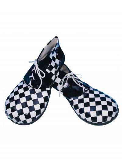 Checkered Clown Shoes buy now