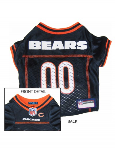 Chicago Bears Dog Mesh Jersey buy now