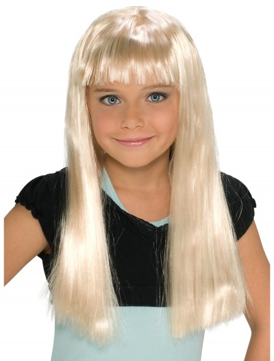 Child Alice Blonde Wig buy now