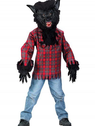 Child Black Werewolf Costume buy now