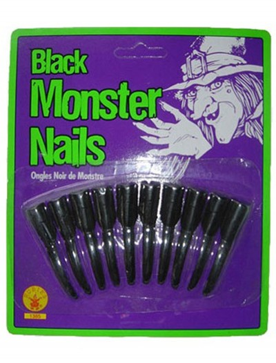 Child Black Witch Nails buy now