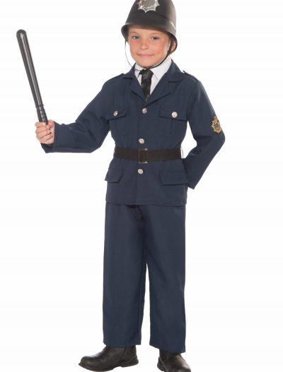 Child Keystone Cop Costume buy now