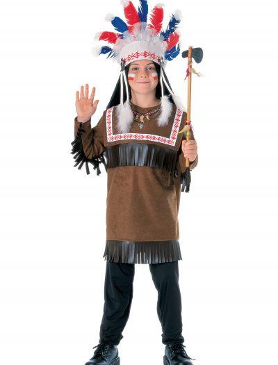 Child Cherokee Warrior Costume buy now