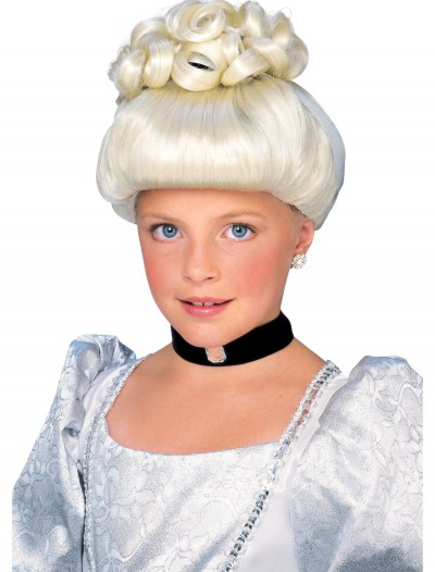 Child Cinderella Wig buy now