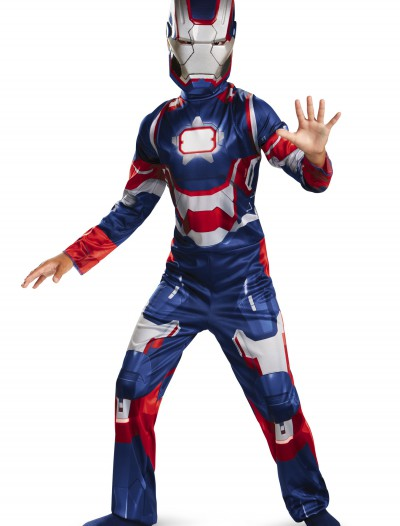 Child Classic Iron Patriot Costume buy now