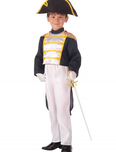 Child Colonial General Costume buy now