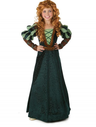 Child Courageous Forest Princess Costume buy now