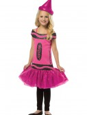 Child Crayola Glitz Blush Dress buy now