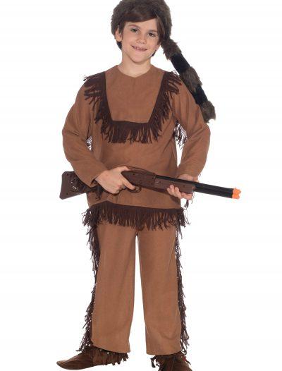 Child Davy Crockett Costume buy now