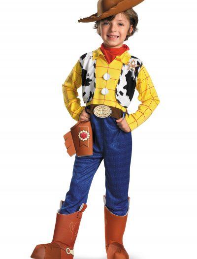 Child Deluxe Woody Costume buy now