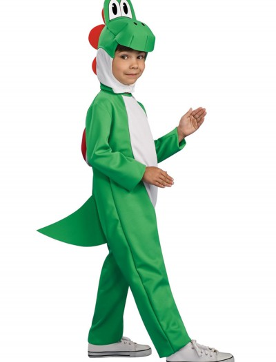 Child Deluxe Yoshi Costume buy now