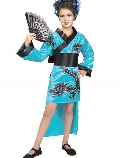 Child Dragon Lady Costume buy now