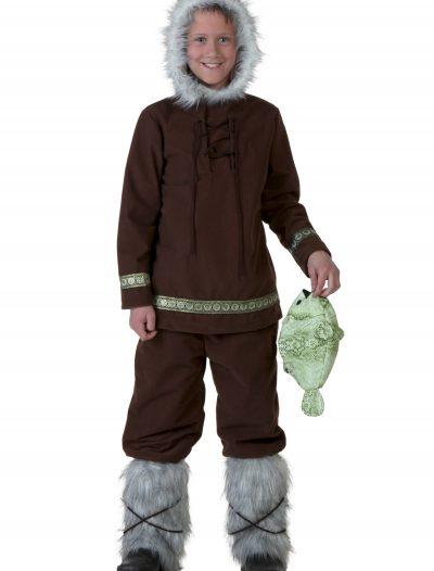 Child Eskimo Boy Costume buy now