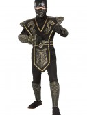 Child Gold Dragon Warrior Ninja Costume buy now