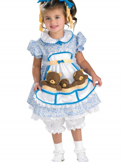 Child Goldilocks Costume buy now