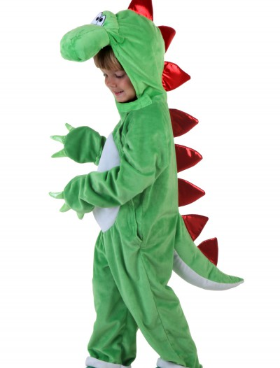 Child Green Dinosaur w/ Red Spikes buy now