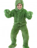 Child Green Furry Jumpsuit buy now