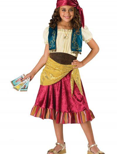 Child Gypsy Girl Costume buy now