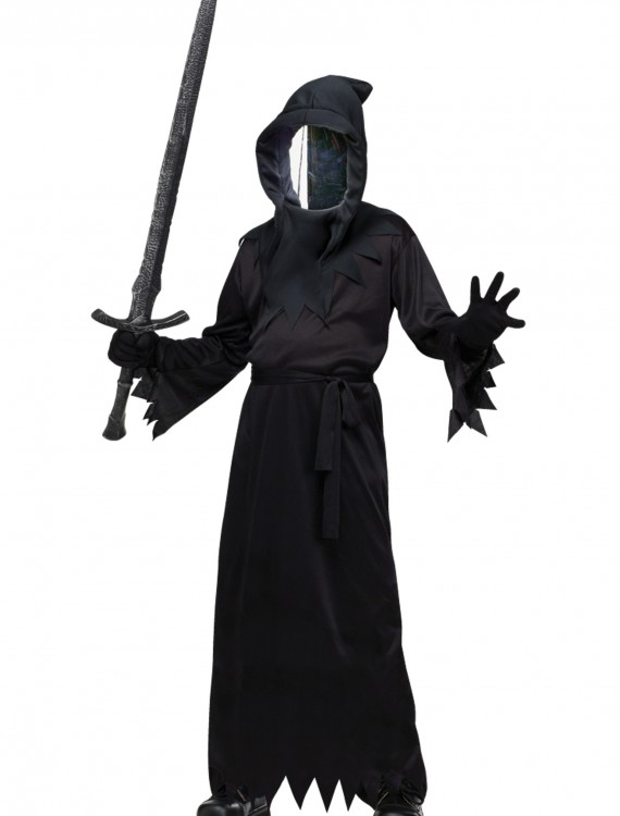 Child Haunted Mirror Ghoul Costume buy now