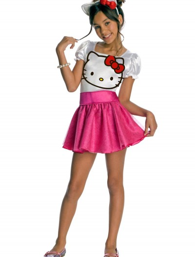 Child Hello Kitty Costume buy now