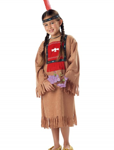 Child Indian Girl Costume buy now