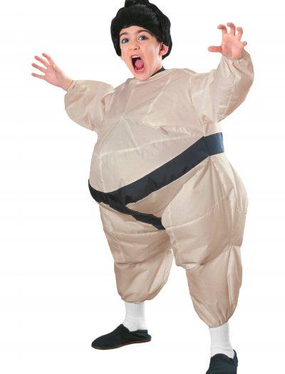Child Inflatable Sumo Costume buy now