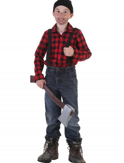 Child Lumberjack Costume buy now