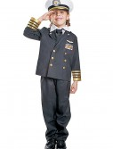 Kids Navy Admiral Costume buy now