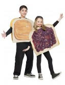 Child Peanut Butter and Jelly Costume buy now