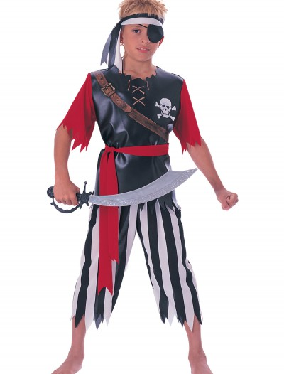 Child Pirate King Costume buy now