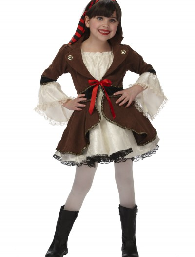 Child Pirate Princess Costume buy now