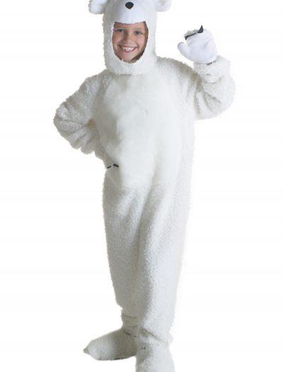 Child Polar Bear Costume buy now