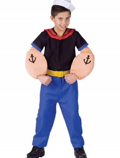 Child Popeye Costume buy now