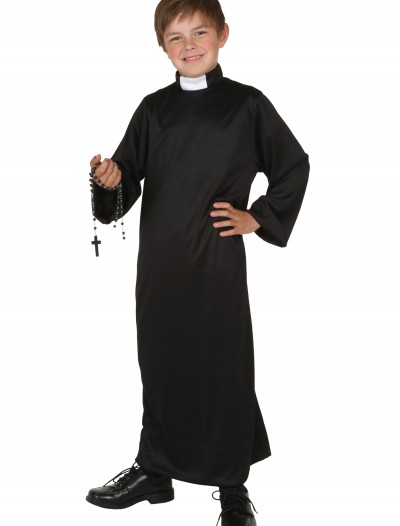 Child Priest Costume buy now