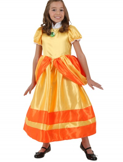 Child Princess Daffodil Costume buy now
