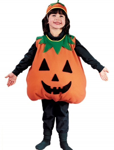 Child Pumpkin Costume buy now