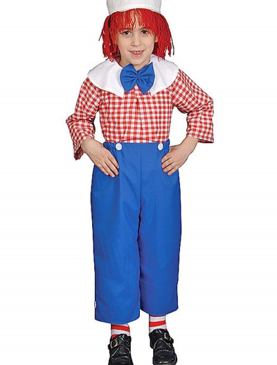 Child Rag Boy Costume buy now
