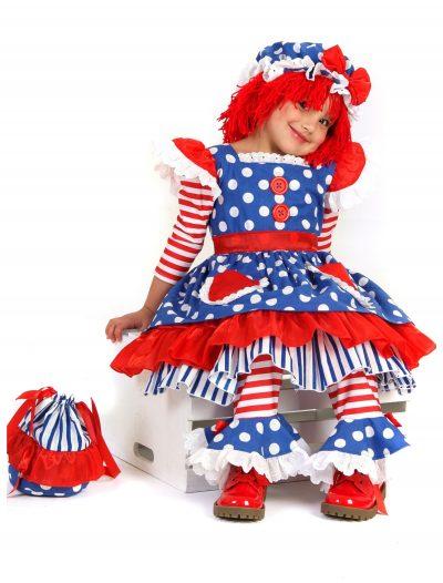 Child Raggedy Ann Costume buy now