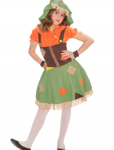 Child Sassy Scarecrow Costume buy now