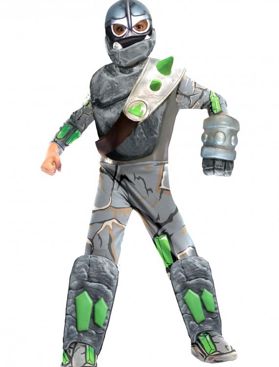 Child Skylanders Deluxe Crusher Costume buy now