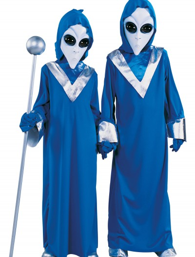 Child Space Alien Costume buy now