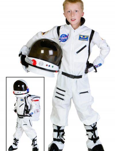 Child White Astronaut Costume buy now