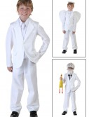 Child White Suit Costume buy now
