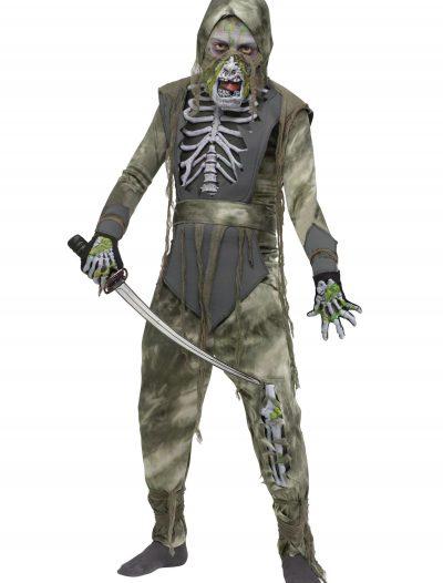Child Zombie Ninja Costume buy now