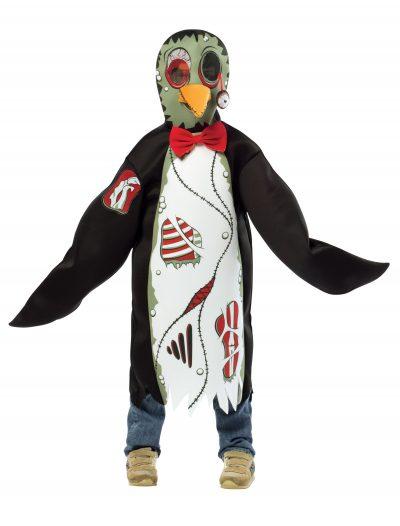 Child Zombie Penguin Costume buy now