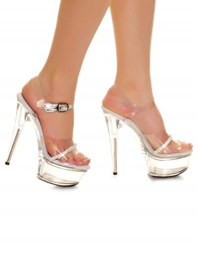 Clear Platform Heels buy now