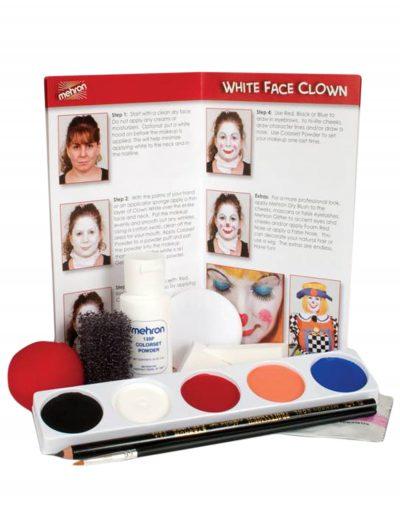Clown Costume Makeup Kit buy now