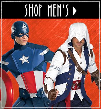Men's Halloween Costumes