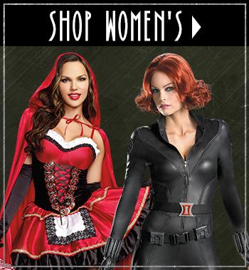 Women's Halloween Costumes